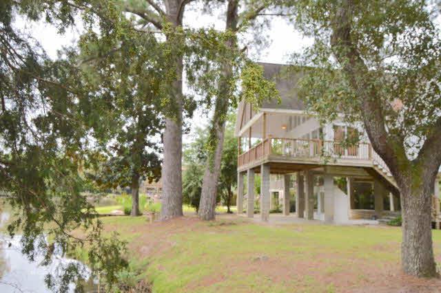 16608 E Keeney Drive, Fairhope, AL 36532 (MLS #255036) :: Elite Real Estate Solutions