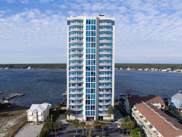 1920 W Beach Blvd #1601, Gulf Shores, AL 36542 (MLS #255392) :: The Kim and Brian Team at RE/MAX Paradise