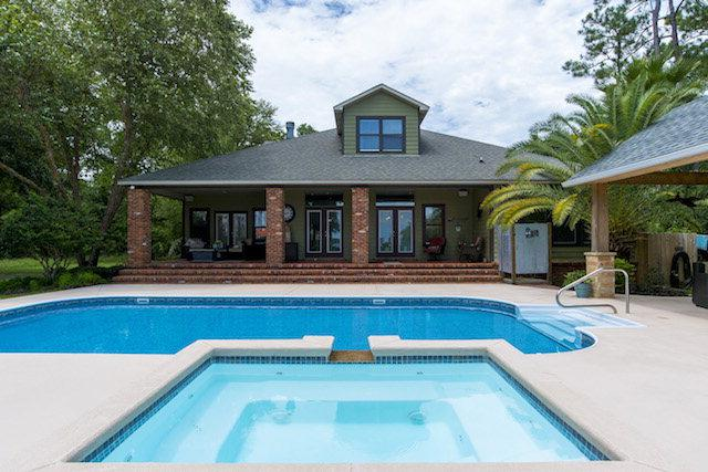 609 Fort Morgan Hwy, Gulf Shores, AL 36542 (MLS #256065) :: ResortQuest Real Estate