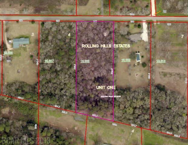 0 Engel Lane, Magnolia Springs, AL 36555 (MLS #256156) :: Elite Real Estate Solutions