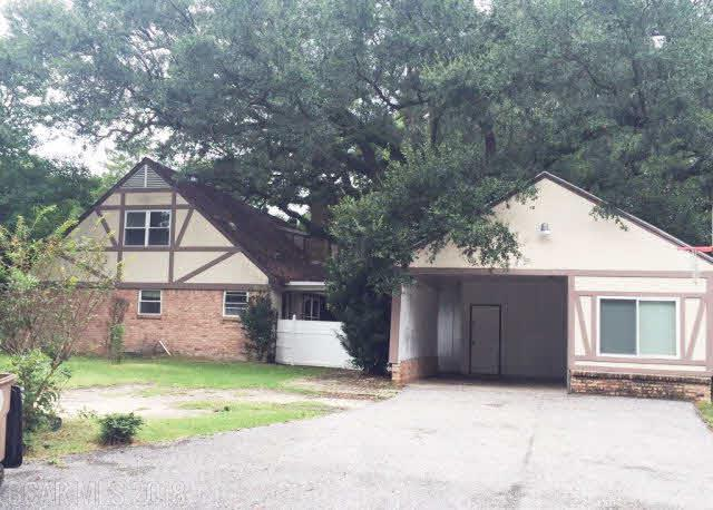 1000 Fribourg Street, Mobile, AL 36608 (MLS #256364) :: Gulf Coast Experts Real Estate Team