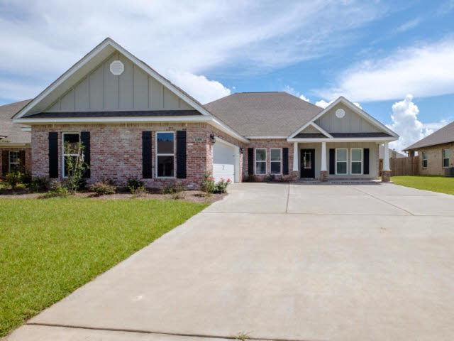 11800 Alabaster Drive, Daphne, AL 36526 (MLS #257123) :: Jason Will Real Estate