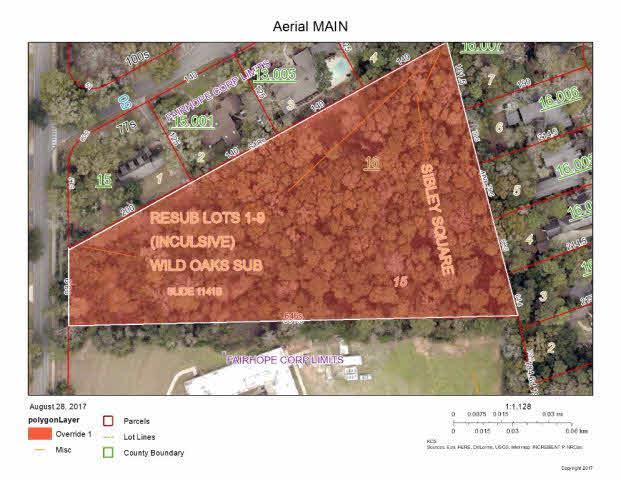 0 Main Street, Fairhope, AL 36532 (MLS #257743) :: Elite Real Estate Solutions