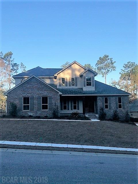 6337 Garrison Drive, Spanish Fort, AL 36527 (MLS #260814) :: Elite Real Estate Solutions