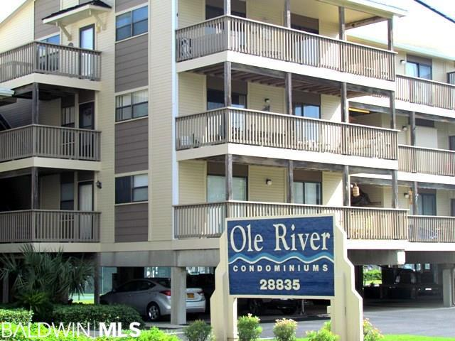 28835 Perdido Beach Blvd #201, Orange Beach, AL 36561 (MLS #261243) :: Coldwell Banker Coastal Realty