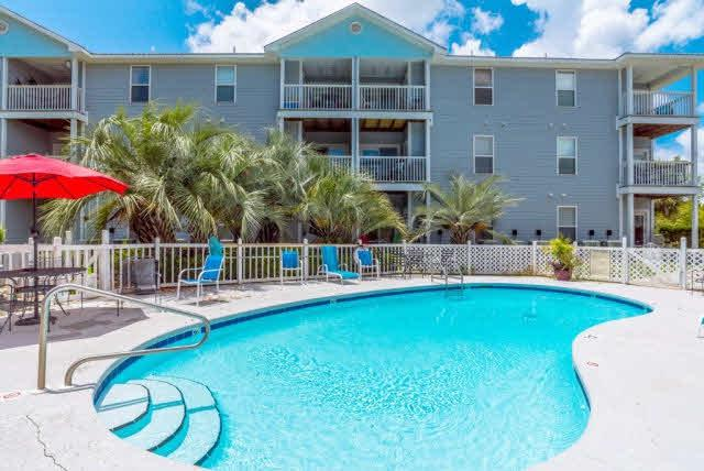25957 Canal Road #207, Orange Beach, AL 36561 (MLS #261402) :: Ashurst & Niemeyer Real Estate