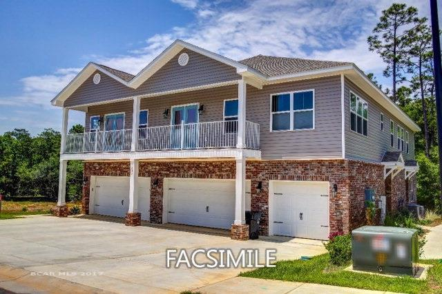 6918 Spaniel Drive 71-B, Spanish Fort, AL 36527 (MLS #261456) :: Coldwell Banker Seaside Realty