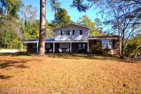 240 Blue Springs Circle, Jackson, AL 36545 (MLS #263396) :: Elite Real Estate Solutions