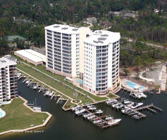 28250 Canal Road #205, Orange Beach, AL 36561 (MLS #263529) :: Coldwell Banker Seaside Realty