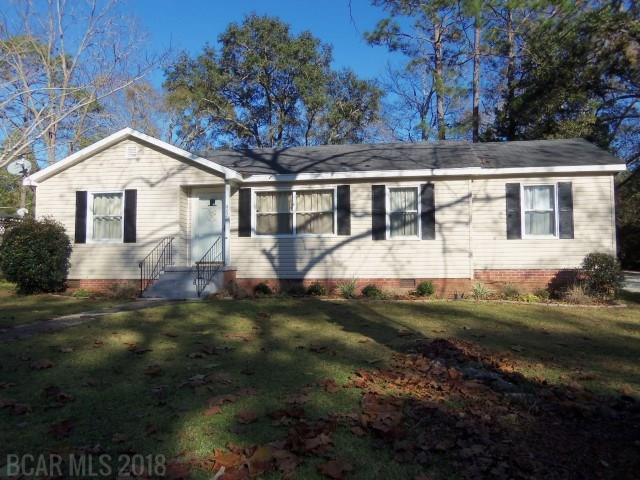 402 Thomley Avenue, Bay Minette, AL 36507 (MLS #263640) :: Gulf Coast Experts Real Estate Team