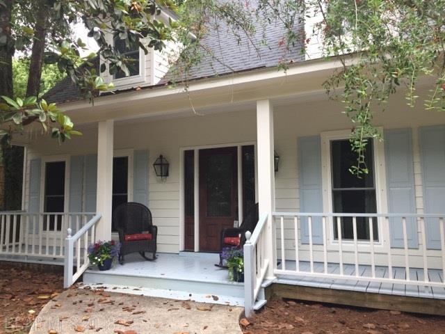 705 Greenwood Avenue, Fairhope, AL 36532 (MLS #266279) :: Elite Real Estate Solutions