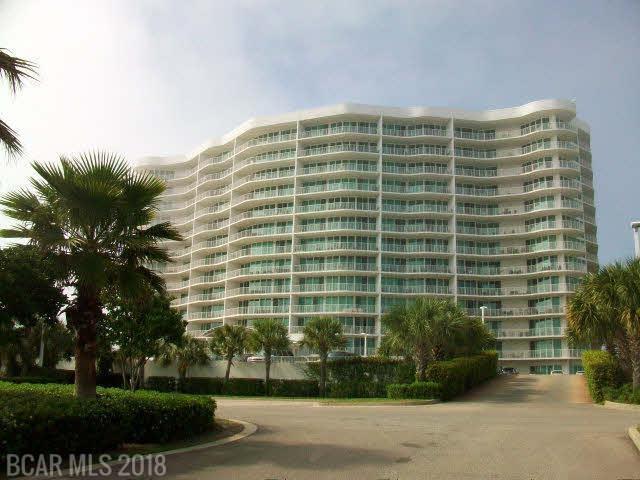28103 Perdido Beach Blvd B503, Orange Beach, AL 36561 (MLS #266898) :: Coldwell Banker Seaside Realty