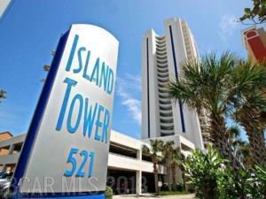 521 W Beach Blvd #1603, Gulf Shores, AL 36542 (MLS #267137) :: The Premiere Team