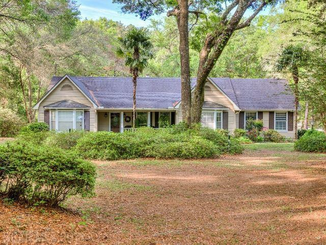 11920 Village Green Dr, Magnolia Springs, AL 36555 (MLS #267811) :: Jason Will Real Estate