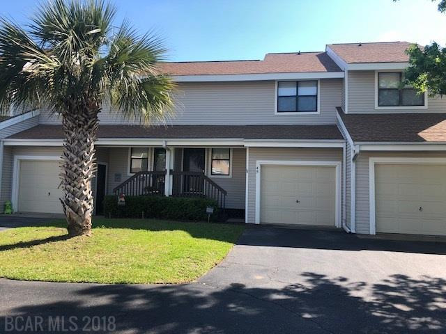 25293 Perdido Beach Blvd #45, Orange Beach, AL 36561 (MLS #268757) :: Ashurst & Niemeyer Real Estate
