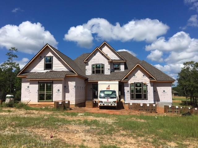12198 Gracie Lane, Spanish Fort, AL 36527 (MLS #270092) :: Elite Real Estate Solutions