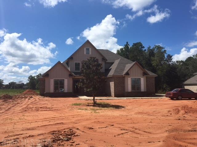 12098 Coyote Drive, Spanish Fort, AL 36527 (MLS #271141) :: Elite Real Estate Solutions