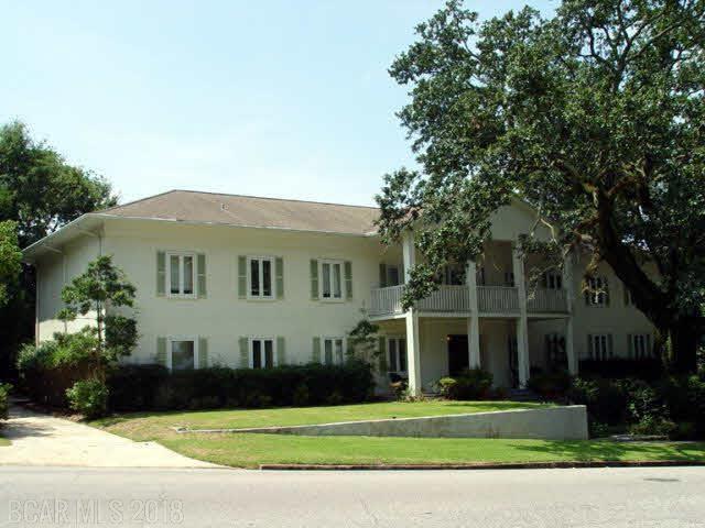 50 Fairhope Avenue #4, Fairhope, AL 36532 (MLS #271884) :: ResortQuest Real Estate