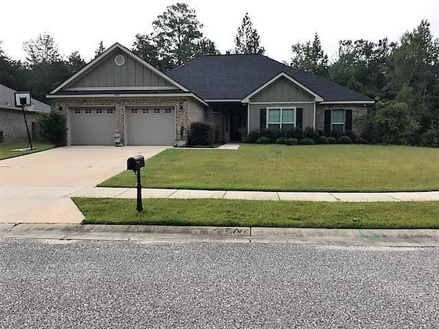 9688 Tanager Lane, Spanish Fort, AL 36527 (MLS #272383) :: Gulf Coast Experts Real Estate Team