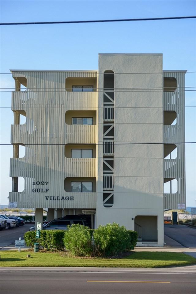 1027 W Beach Blvd #411, Gulf Shores, AL 36542 (MLS #273131) :: The Premiere Team