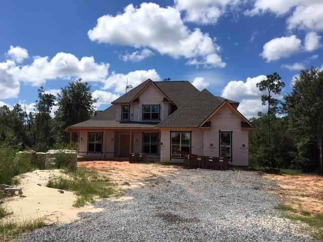 32149 Badger Court, Spanish Fort, AL 36527 (MLS #273313) :: Elite Real Estate Solutions