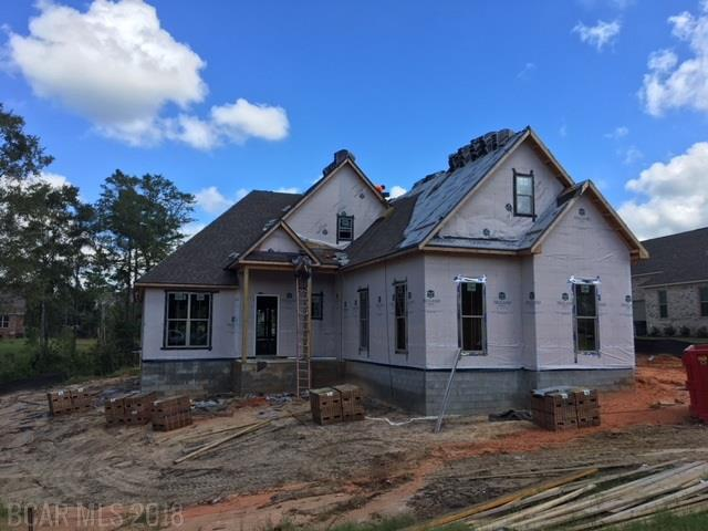 12381 Gracie Lane, Spanish Fort, AL 36527 (MLS #273318) :: Elite Real Estate Solutions