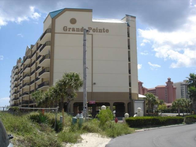 27284 N Perdido Beach Blvd #703, Orange Beach, AL 36561 (MLS #273829) :: Elite Real Estate Solutions