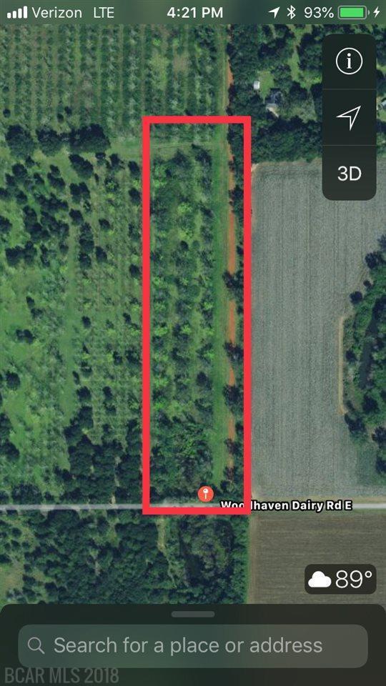 14877 Woodhaven Dairy Road, Summerdale, AL 36580 (MLS #274318) :: Elite Real Estate Solutions