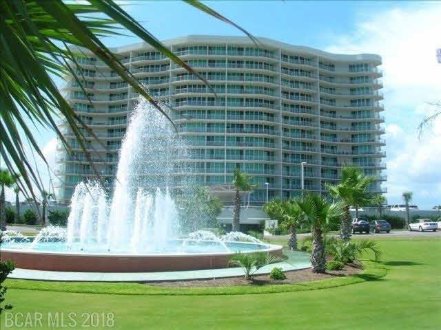 28105 Perdido Beach Blvd C 706, Orange Beach, AL 36561 (MLS #274402) :: Ashurst & Niemeyer Real Estate