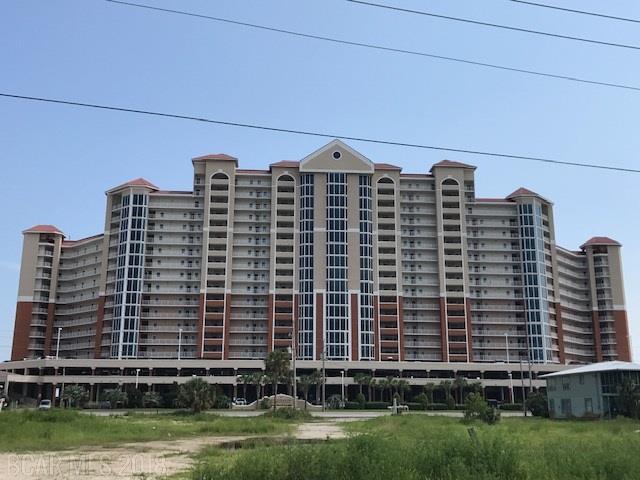 455 E Beach Blvd #505, Gulf Shores, AL 36542 (MLS #275448) :: ResortQuest Real Estate