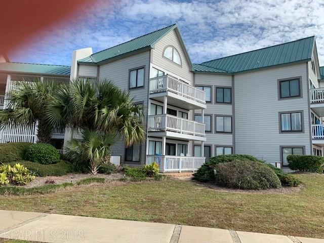 497 Plantation Road #1344, Gulf Shores, AL 36542 (MLS #276197) :: Coldwell Banker Coastal Realty