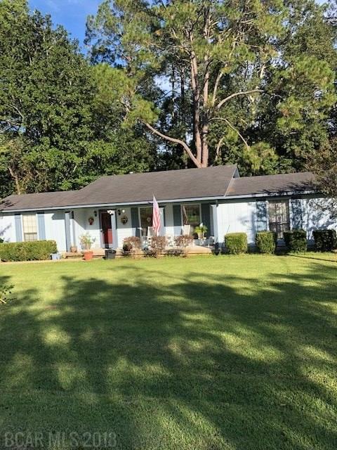 22086 Nelson Street, Robertsdale, AL 36567 (MLS #276226) :: Elite Real Estate Solutions