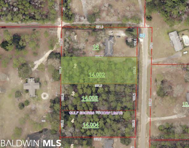 0 Creek Road, Gulf Shores, AL 36542 (MLS #277796) :: Elite Real Estate Solutions
