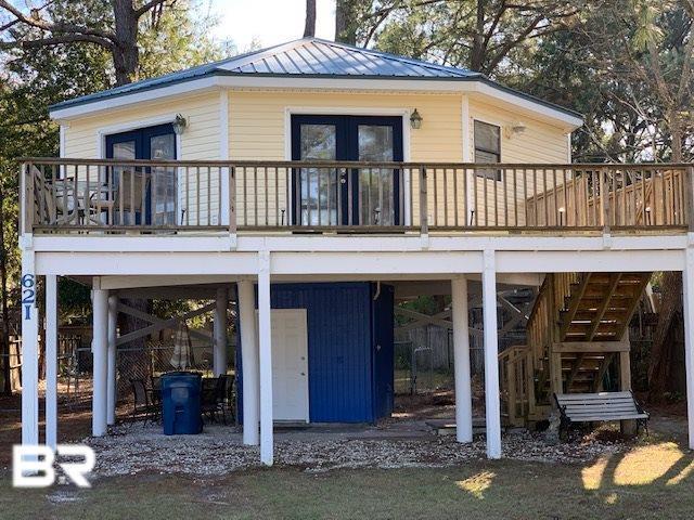 621 E Canal Drive, Gulf Shores, AL 36542 (MLS #278454) :: Gulf Coast Experts Real Estate Team