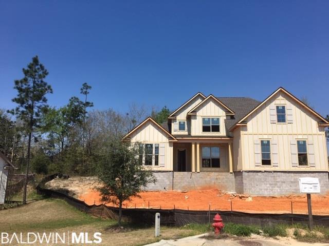 32200 Badger Court, Spanish Fort, AL 36527 (MLS #279553) :: Gulf Coast Experts Real Estate Team