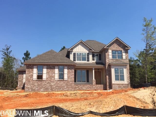 32194 Badger Court, Spanish Fort, AL 36527 (MLS #279556) :: Gulf Coast Experts Real Estate Team