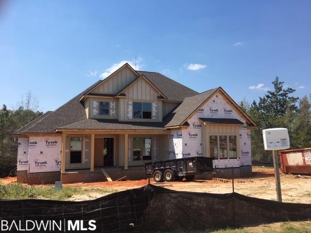 32173 Badger Court, Spanish Fort, AL 36527 (MLS #279565) :: Gulf Coast Experts Real Estate Team