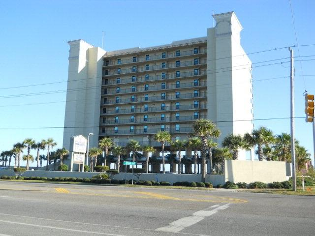 201 E Beach Blvd #401, Gulf Shores, AL 36542 (MLS #280464) :: Gulf Coast Experts Real Estate Team