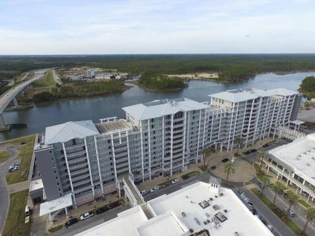 4851 Wharf Pkwy #413, Orange Beach, AL 36561 (MLS #282964) :: Gulf Coast Experts Real Estate Team