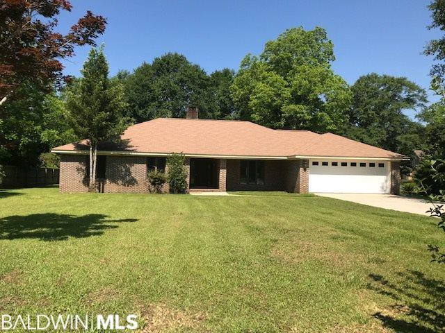20985 Lowry Drive, Fairhope, AL 36532 (MLS #283968) :: Elite Real Estate Solutions