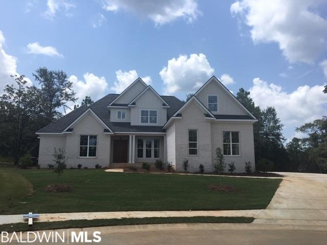 31618 Dewpoint Lane, Spanish Fort, AL 36527 (MLS #285078) :: Elite Real Estate Solutions