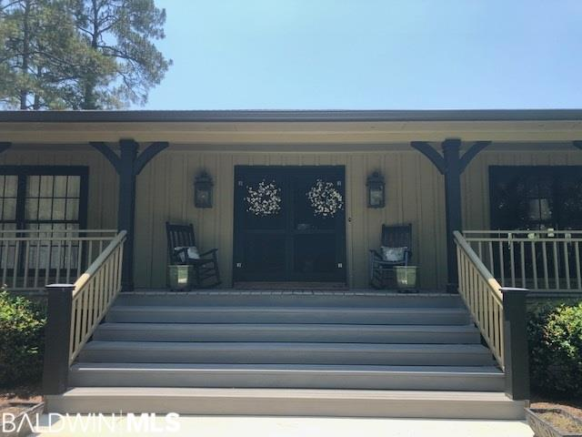 16848 Ferry Road Circle, Fairhope, AL 36532 (MLS #285098) :: Gulf Coast Experts Real Estate Team