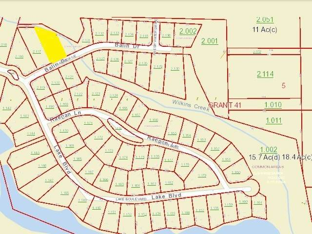 0 Balin Drive, Spanish Fort, AL 36527 (MLS #287088) :: ResortQuest Real Estate