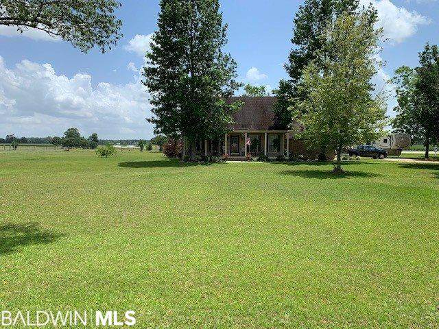 20940 County Road 64, Robertsdale, AL 36567 (MLS #287430) :: Gulf Coast Experts Real Estate Team
