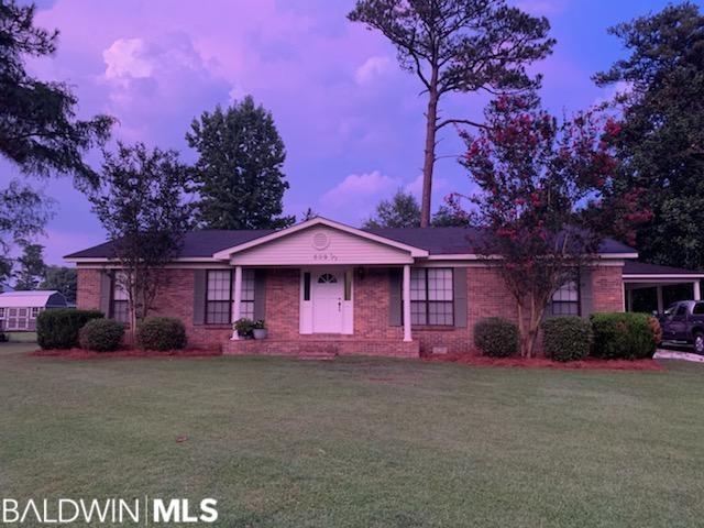609 1 2 S Carney Street, Atmore, AL 36502 (MLS #287629) :: Jason Will Real Estate