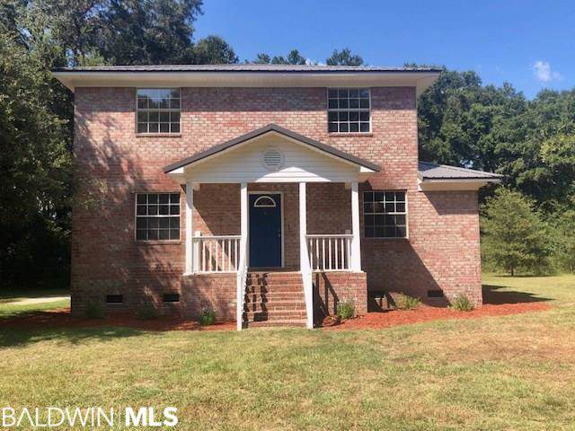 15785 Woodpecker Rd, Silverhill, AL 36576 (MLS #288972) :: Gulf Coast Experts Real Estate Team