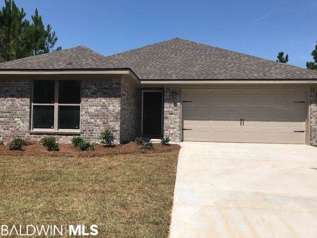 3885 Chesterfield Lane, Foley, AL 36535 (MLS #289803) :: Dodson Real Estate Group