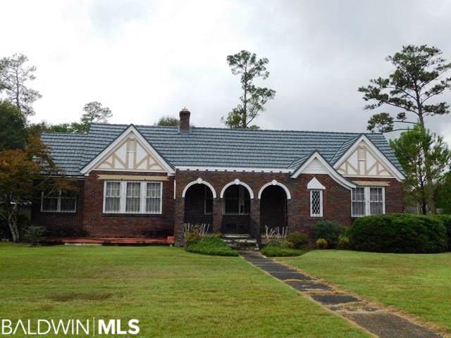 1000 Presley Street, Atmore, AL 36502 (MLS #290297) :: Elite Real Estate Solutions