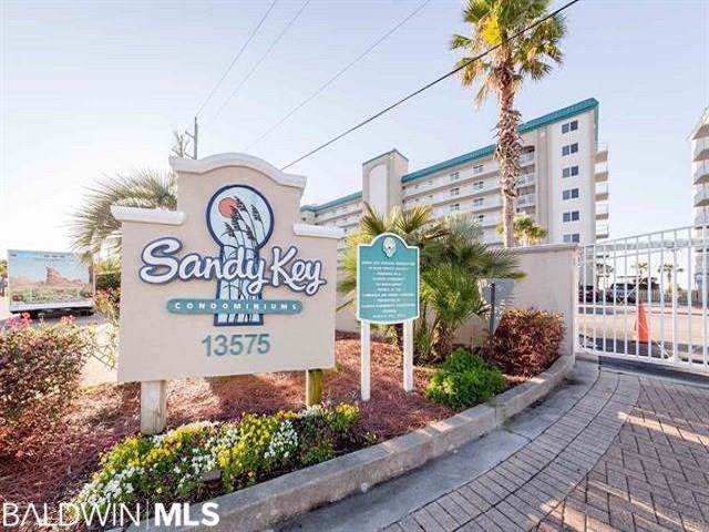 13575 Sandy Key Dr #335, Perdido Key, FL 32507 (MLS #290481) :: The Kathy Justice Team - Better Homes and Gardens Real Estate Main Street Properties
