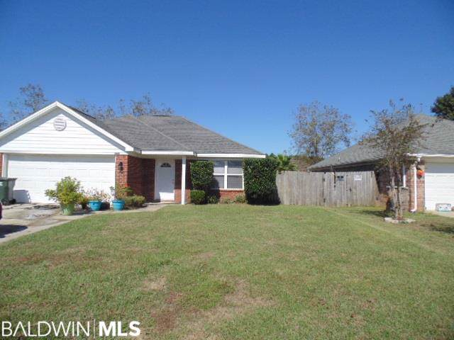 16611 Vanilla Drive, Foley, AL 36535 (MLS #290488) :: Elite Real Estate Solutions